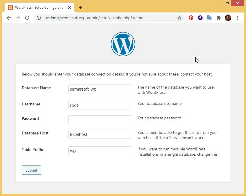 Tutorial belajar WordPress